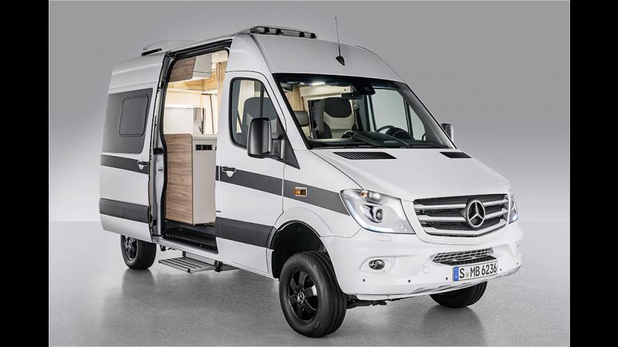 Schöner wohnen mit Mercedes