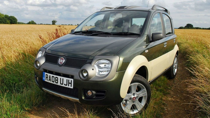 Fiat Panda Cross Set to be Unleashed on the Brits