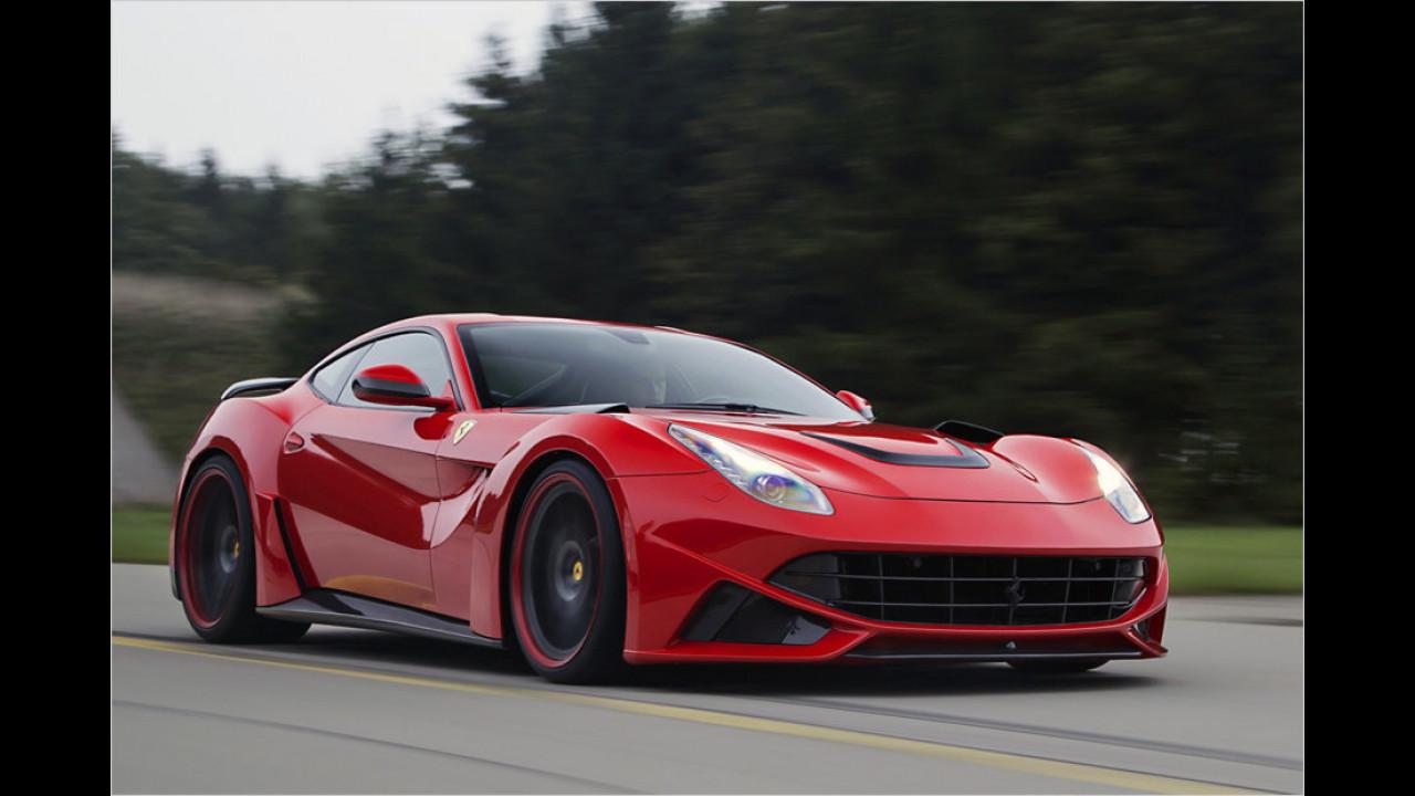 Novitec Ferrari F12berlinetta