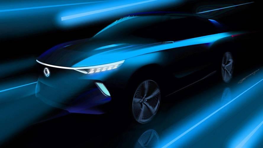 SsangYong e-SIV Concept Promises 280 Miles Of Electric Range