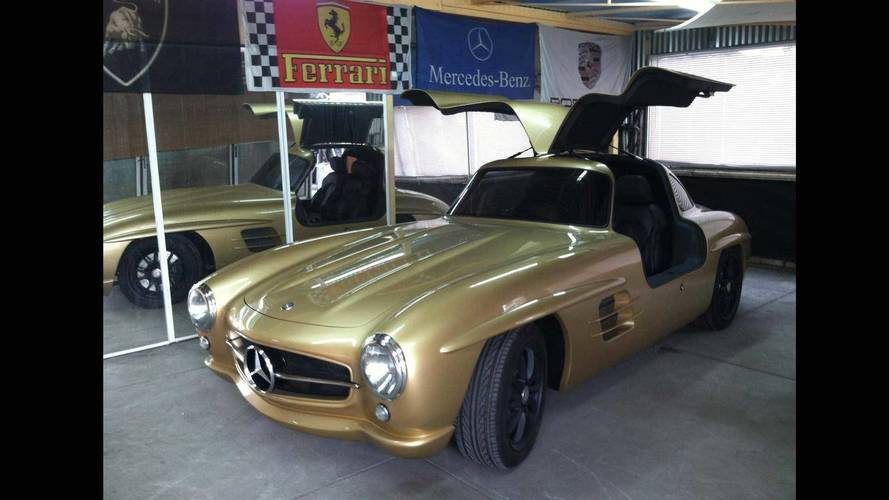 $110K 1955 Mercedes 300 SL Gullwing Is Not What It Appears