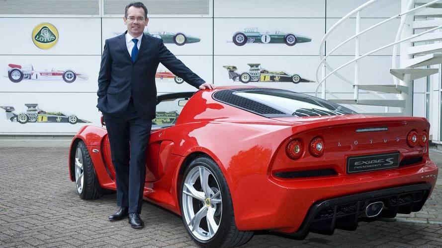 Le patron de Lotus, arrêté en excès de vitesse, évite la perte de son permis