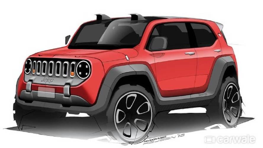 Jeep irá decidir sobre modelo sub-Renegade em junho