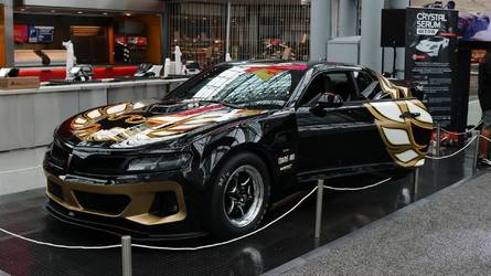 Trans Am Super Duty Converted For Drag-Racing Duty With 1,100 HP