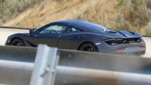 McLaren 720S, le foto spia