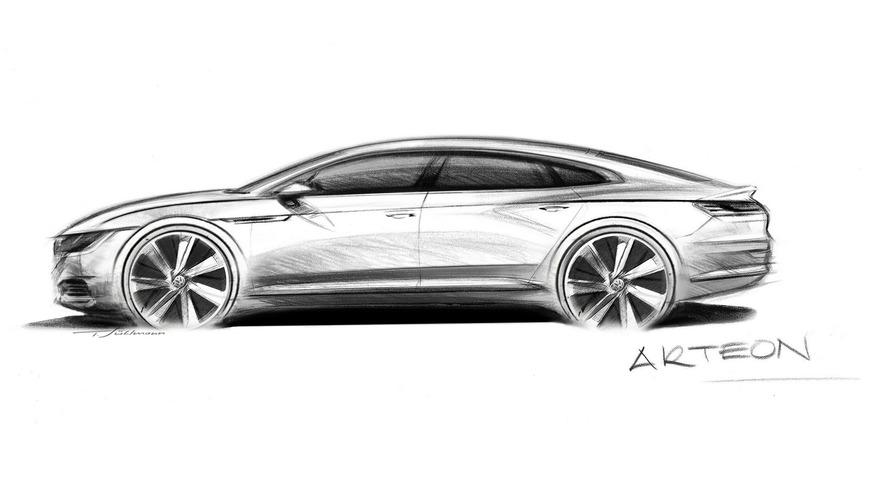VW Arteon heading to Geneva to replace CC