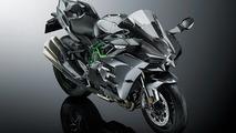 Kawasaki Ninja H2, H2 Carbon e H2R