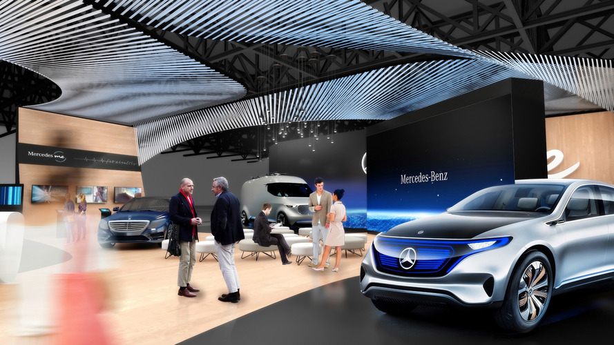 This is what Mercedes is bringing to CES