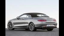 Este é o novo Mercedes Classe S Cabriolet 2017 - veja detalhes e fotos
