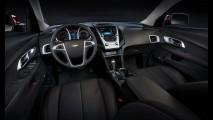 Salão de Chicago: Chevrolet mostra detalhes do renovado Equinox 2016