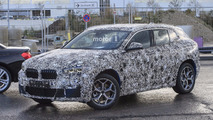 BMW X2 spy photo