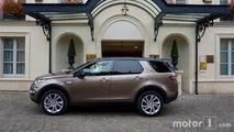 Essai Land Rover Discovery Sport