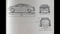 Novo Renault Fluence 2017: fotos do manual do proprietário vazam na internet