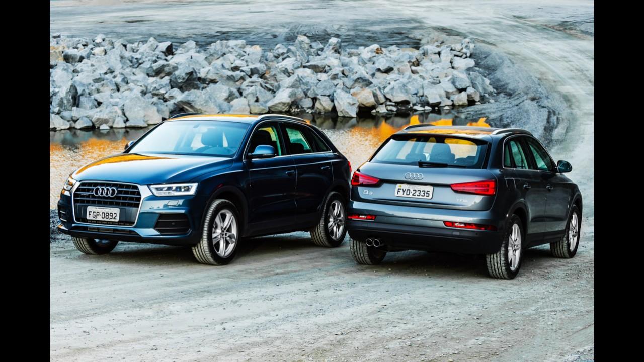 Volta Rápida: novo Audi Q3 1.4 é bom de andar e tem preço de briga