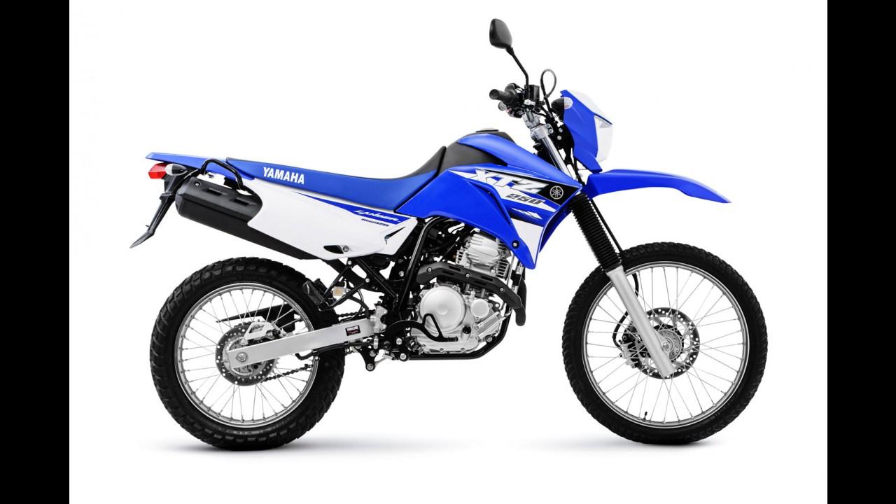 Nova Yamaha Lander 250 2016 ganha motor flex por R$ 14.150