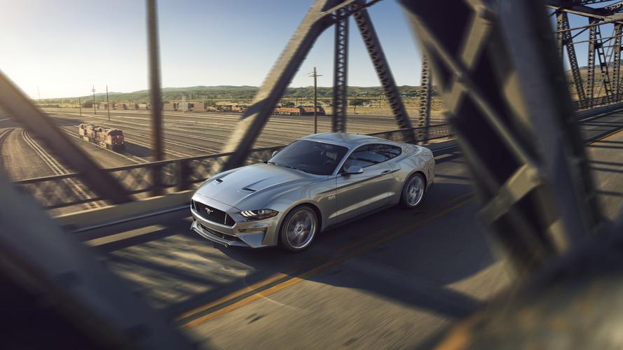 2018 Ford Mustang makyajı: Neler değişti?