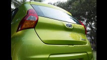 Primo do Kwid, Datsun Redi-Go faz estreia global e promete espaço