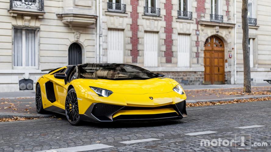 PHOTOS - Best of des plus belles supercars de septembre à Paris