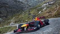 Sébastien Buemi Red Bull F1