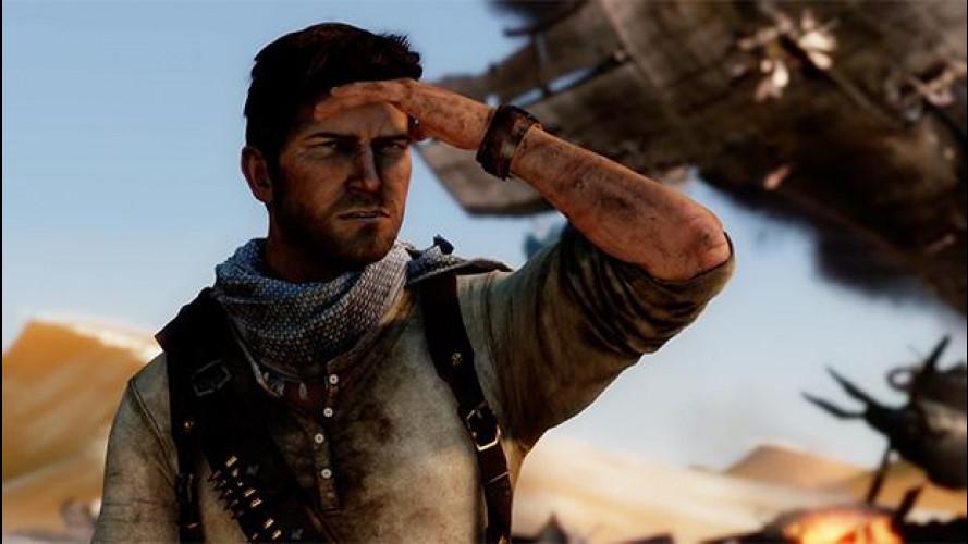 Nathan Drake da collezione nella versione rimasterizzata per PS4