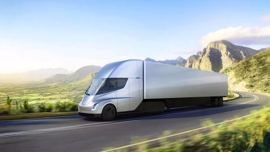 Tesla Semi'nin ön sipariş rakamları ortaya çıktı