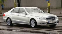 Mercedes-Benz E-Class Rendering