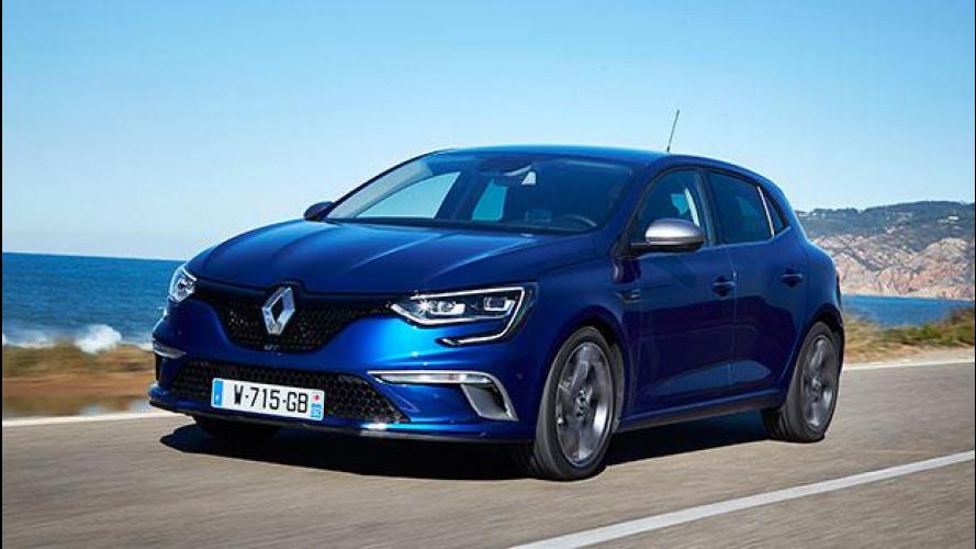 Nuova Renault Megane, la lezione delle grandi