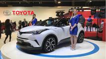 Toyota C-HR Híbrido