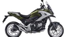 Honda NC 750X 2018