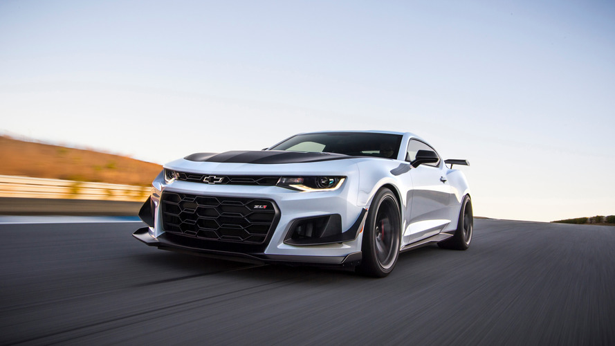 Chevy Teases Camaro ZL1 1LE Nurburgring Fast Lap Video