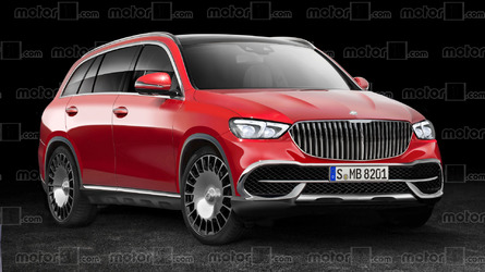 Mercedes-Maybach SUV Is For Those Who Want To Overdo It