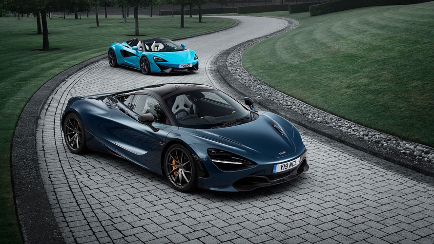 Supercar Imports Halted In China Due To New Emissions Rules
