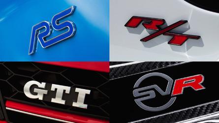 Otomobil markalarının kullandığı kısaltmalar ve açılımları
