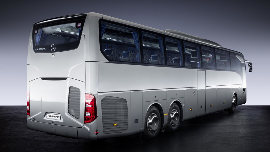 This Is Literally The New Mercedes Of Coach Buses 83 Photos