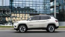 Jeep Compass 2017 - Espanha