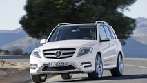 2013 Mercedes GLK facelift