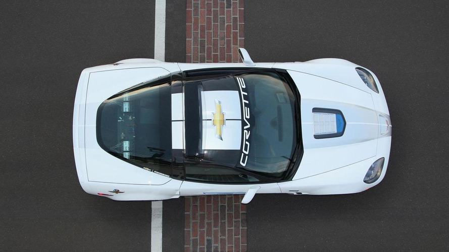 Chevrolet Corvette ZR1 to pace Indy 500 [video added]