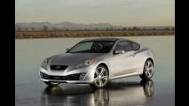 Hyundai Genesis: cavalli in abbondanza