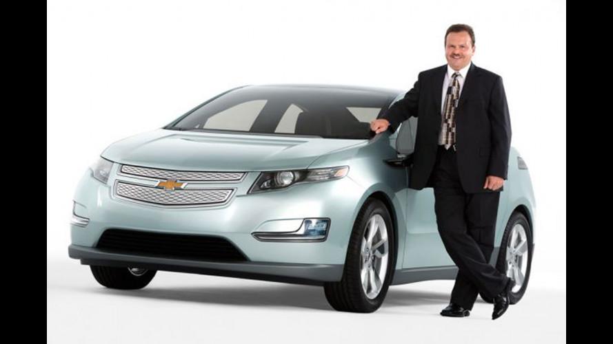 Chevrolet Volt: le prime immagini