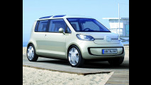 Volkswagen Space Up Blue Concept