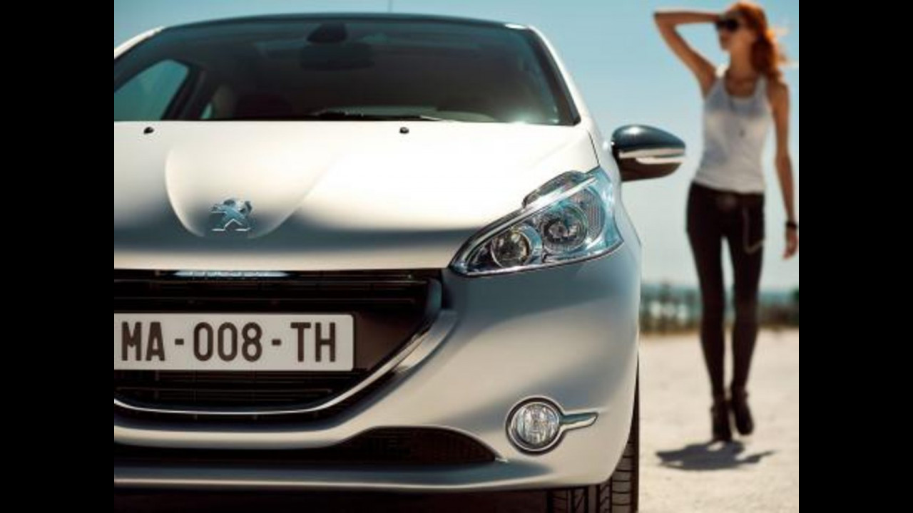 Peugeot 208 Preview
