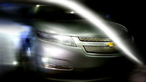 Production Chevrolet Volt Teaser Image
