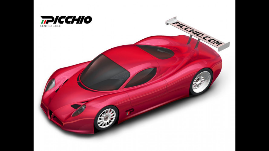 Picchio DP3: un'Alfa per la Grand-Am