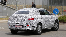 Mercedes-Benz ML Coupe spy photo