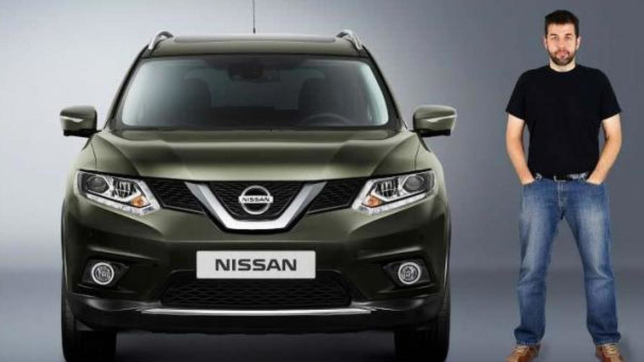 Nissan's GYM button