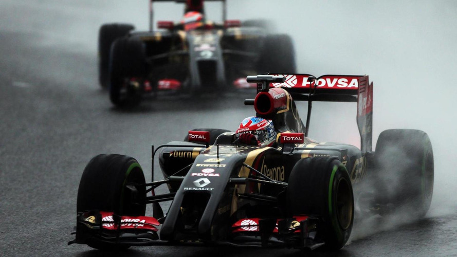 Lotus finally announces Mercedes switch