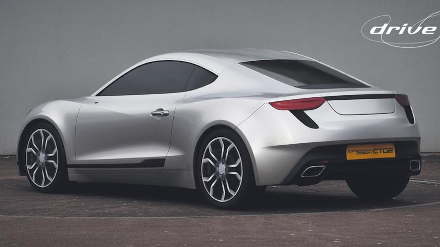 Caterham / Renault C120 concept