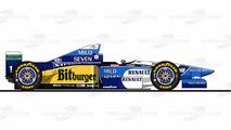 Benetton B195 - Renault