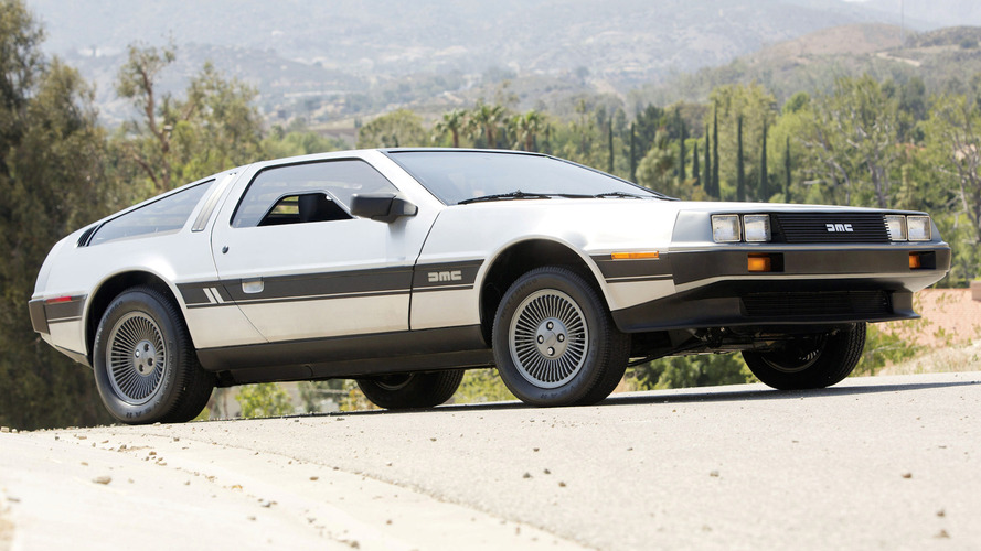 2017 DeLorean DMC-12 order books now open