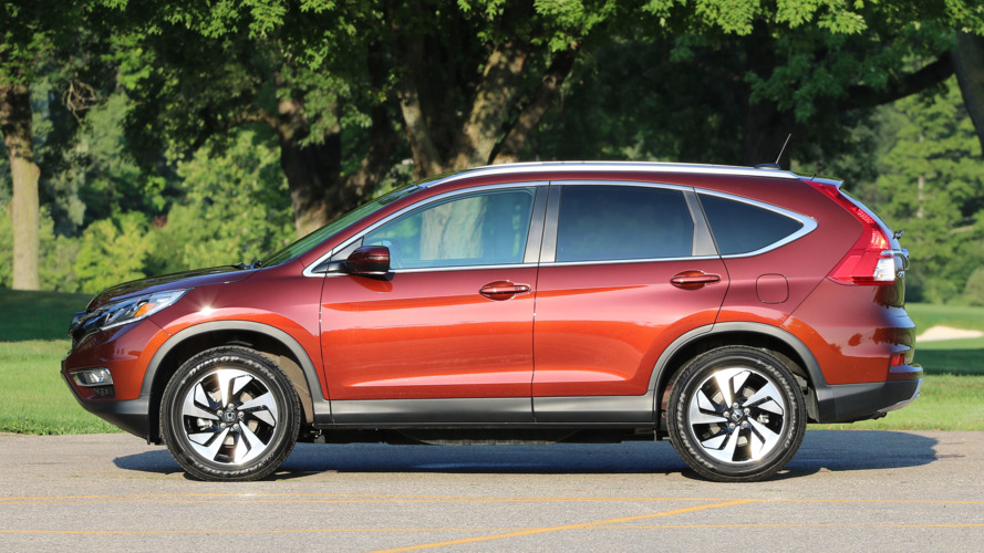 2016 Honda CR-V: Review